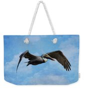 Soaring By Weekender Tote Bag