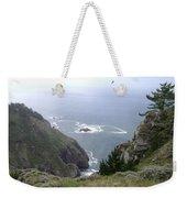 Soaring Over The Cliffs Weekender Tote Bag