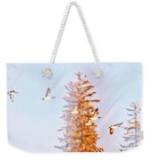 Soaring To New Heights Weekender Tote Bag