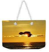 Soaring With Confidence Weekender Tote Bag
