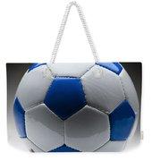 Soccer Ball Weekender Tote Bag