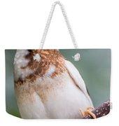 Society Finch Weekender Tote Bag