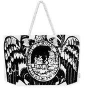 Society Of The Cincinnati Weekender Tote Bag