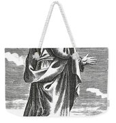 Socrates, Ancient Greek Philosopher Weekender Tote Bag