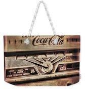 Soda Weekender Tote Bag
