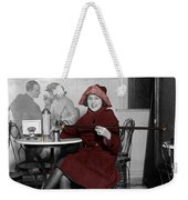 Soda Fountain 3 Weekender Tote Bag