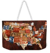 Soda Pop America Weekender Tote Bag
