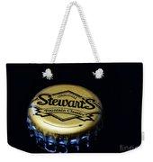 Soda - Stewarts Root Beer Weekender Tote Bag by Paul Ward