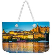 Sodermalm Skyline Weekender Tote Bag