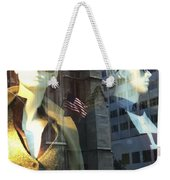 Sofie And Harry In Shades Weekender Tote Bag