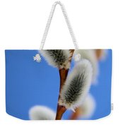 Soft And Furry Weekender Tote Bag