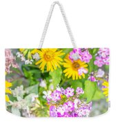 Soft And Pretty Weekender Tote Bag