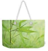 Soft Bamboo Weekender Tote Bag