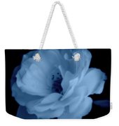 Soft Blue Perfection Weekender Tote Bag