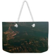 Soft Early Morning Light Over The Grand Canyon 2 Weekender Tote Bag