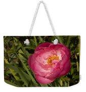 Soft Floral Weekender Tote Bag