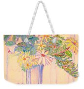 Soft Light Weekender Tote Bag