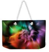 Soft Petals Weekender Tote Bag