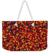 Soft Primary Weekender Tote Bag