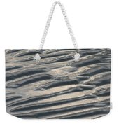 Soft Ripples Weekender Tote Bag