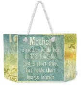 Soft Spa Mother's Day 1 Weekender Tote Bag