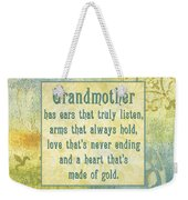 Soft Spa Mother's Day 2 Weekender Tote Bag