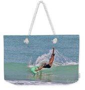 Soft Surf Weekender Tote Bag