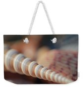 Soft Swirls Weekender Tote Bag