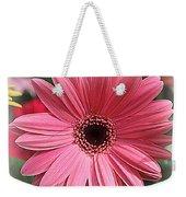 Softly In Pink - Zinnia Weekender Tote Bag