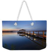 Softly The Morning Arrives Weekender Tote Bag