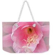 Soft..pink..delicate 2 Weekender Tote Bag