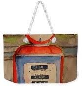 Sohio Gasoline Pump Weekender Tote Bag