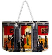 Soiree Parisienne Weekender Tote Bag