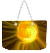Solar Energy Weekender Tote Bag