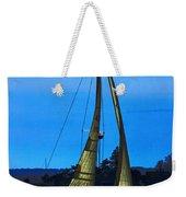 Solar Sail Weekender Tote Bag