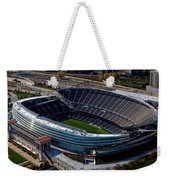 Soldier Field Chicago Sports 06 Weekender Tote Bag