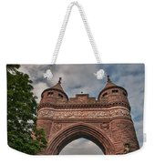 Soldiers And Sailors Memorial Arch Weekender Tote Bag