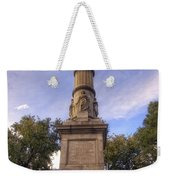 Soldiers And Sailors Monument - Boston Weekender Tote Bag