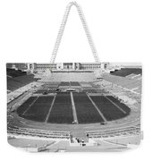 Soldier's Field Boxing Match Weekender Tote Bag