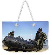 Soldiers Of The Japan Ground Weekender Tote Bag