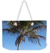 Sole Palm Weekender Tote Bag