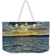 Solent Sun Rays Weekender Tote Bag