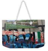 Solidarity With Palestine Weekender Tote Bag