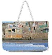 Solitary Journey Weekender Tote Bag