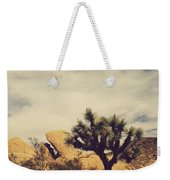 Solitary Man Weekender Tote Bag by Laurie Search