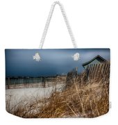 Solitude On The Cape Weekender Tote Bag by Jeff Folger