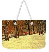 Solitude With A Friend Weekender Tote Bag