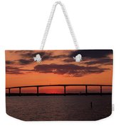 Solomon Bridge Weekender Tote Bag
