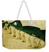 Solomon's Seal Weekender Tote Bag