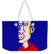 Somber Weekender Tote Bag